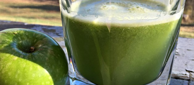 Go-to Green Juice (Premium)