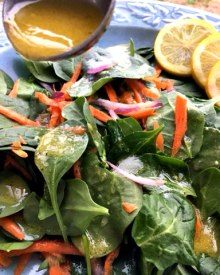 Lemon Vinaigrette Dressing (Premium)