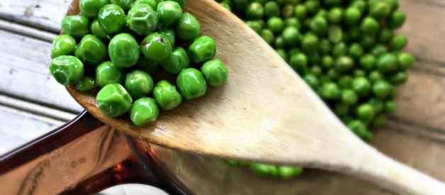 Buttered Peas (Premium)
