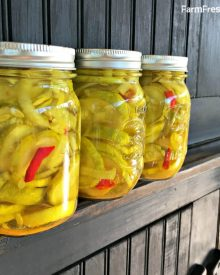 Sweet and Spicy Pickles (Premium)