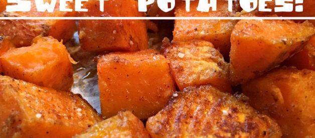 Roasted Sweet Potatoes (Premium)