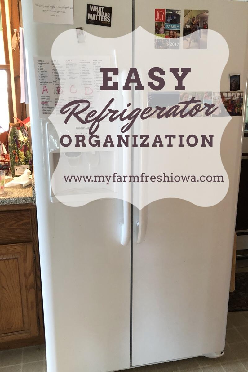 fridge organize pantry tips organization how to refrigerator