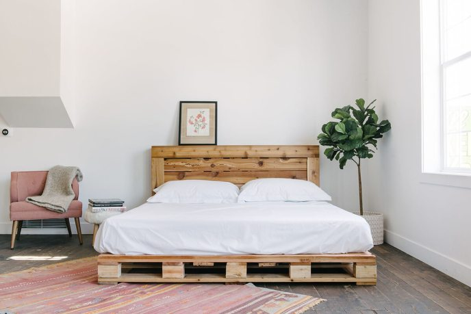 37 Affordable Pallet Bed Ideas That Instantly Elevate Your Room