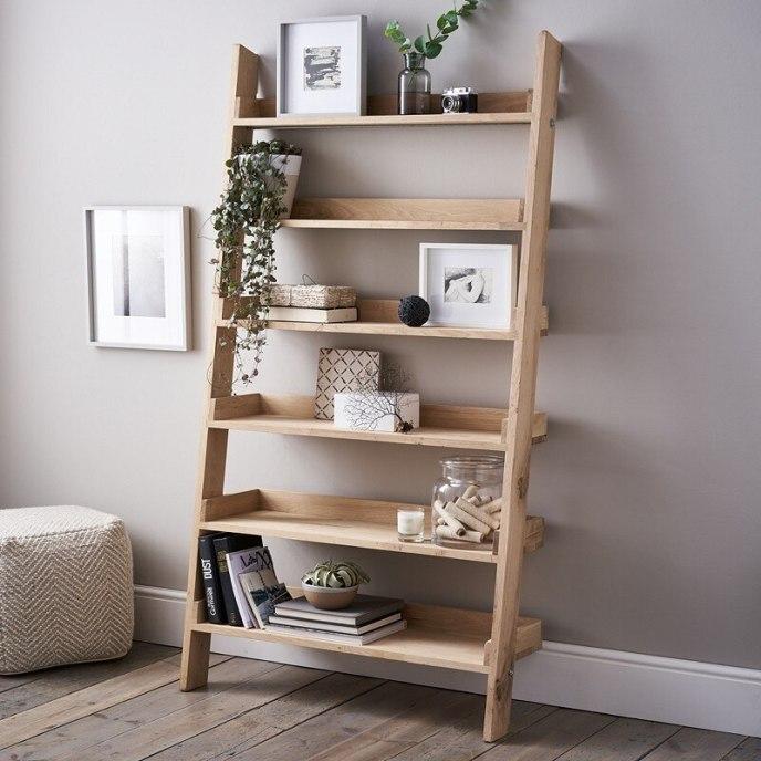 pallet shelf diy