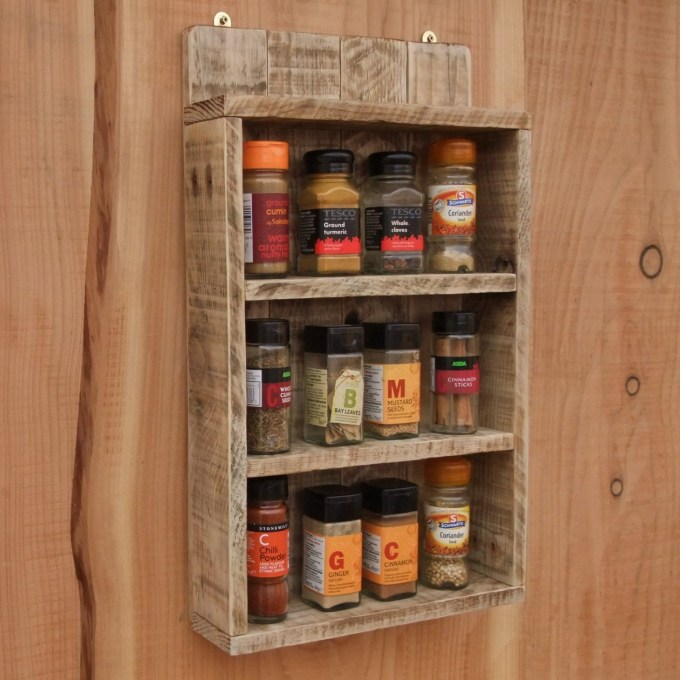 pallet shelves diy