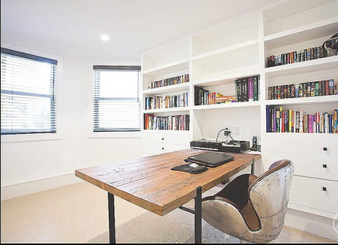 small basement design