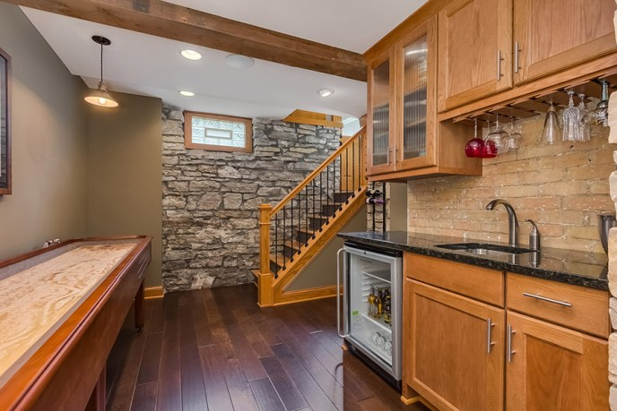 basement kitchens ideas