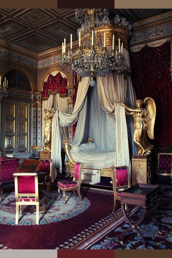 royal princess bedroom