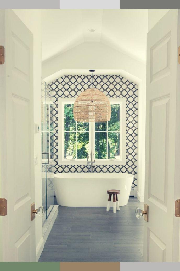 bathroom doors master