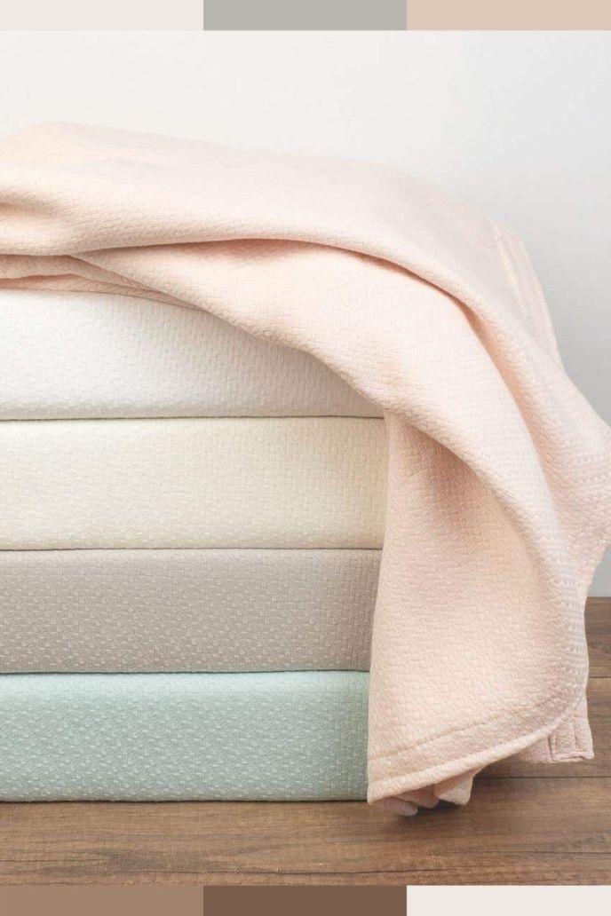 cotton fleece blankets