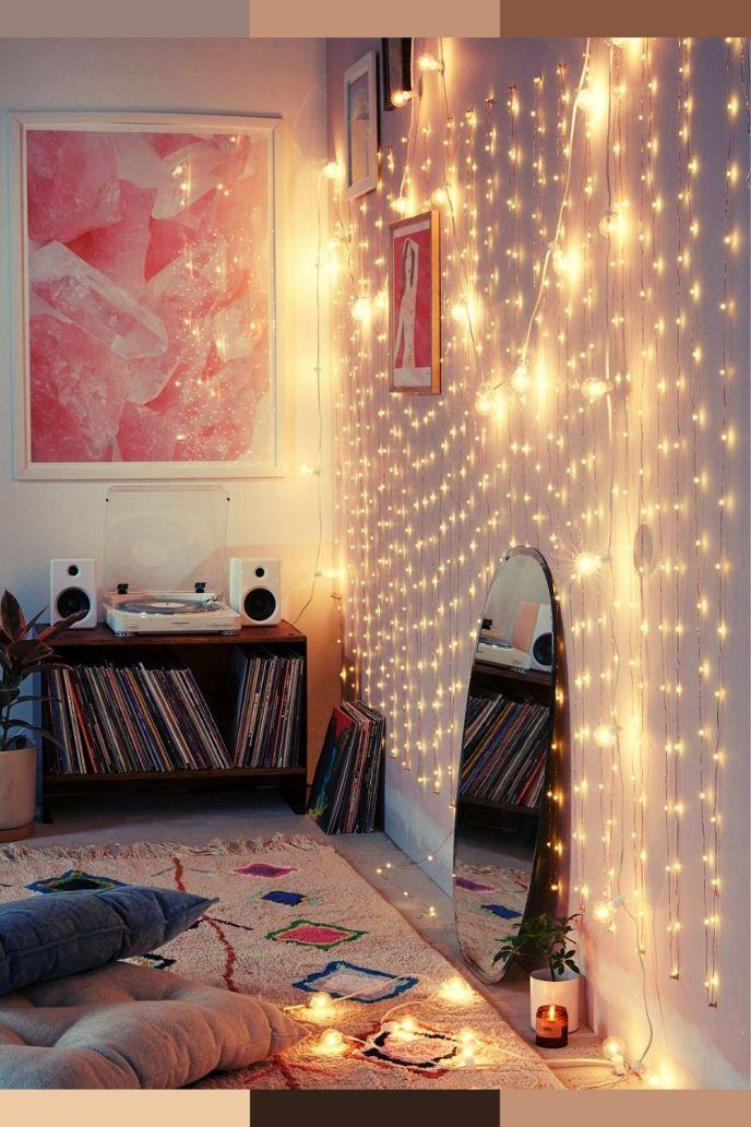 white room aesthetic