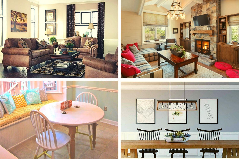 19 Charming Farmhouse Living Room Decor For Decorative Purposes