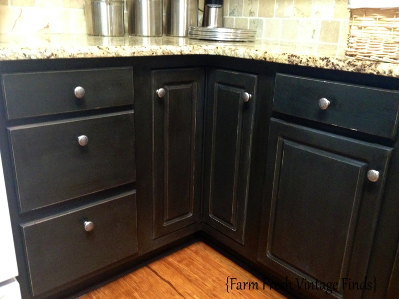 Painting Thermofoil Cabinets, The Reveal  Farm Fresh