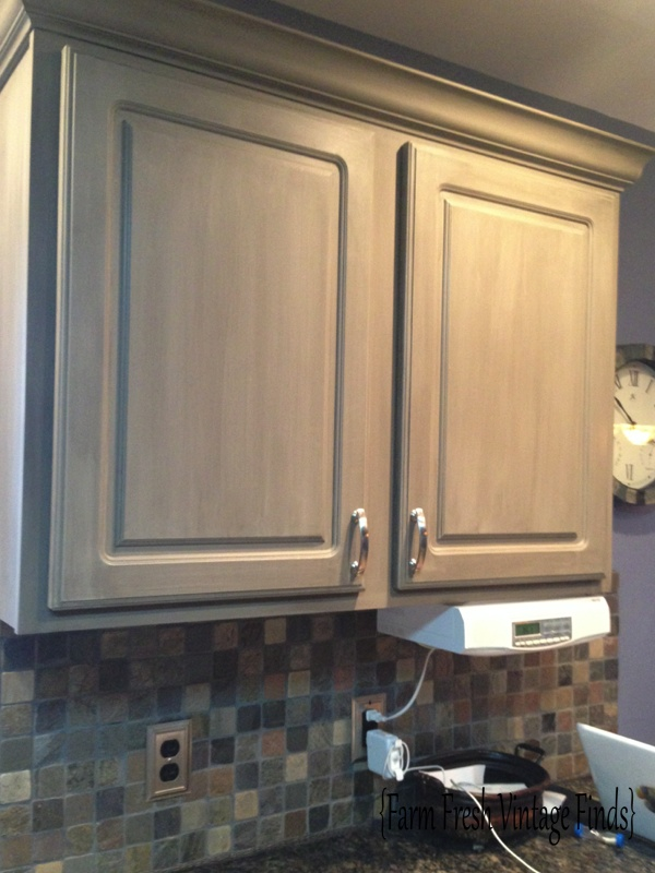 Painting Thermofoil Kitchen Cabinets the Big Reveal