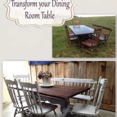 Diy Painted Windsor Chairs Spotlight Loose Chair Covers How To Paint A Dining Room Table Homeright