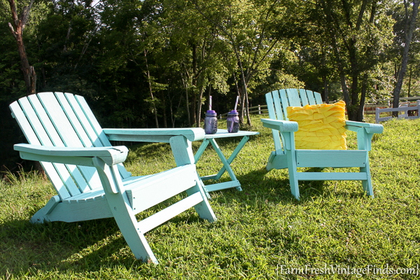 painted adirondack chairs jazzy power chair batteries homeright finish max diy paint farm 10