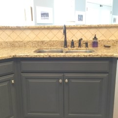 Can I Paint My Kitchen Cabinets Backsplash Panels Painting With General Finishes Milk