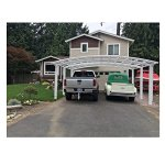 Aluminum-alloy-durable-and-beautiful-carport-canopy-car-shelter-garage-0