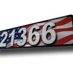 American-Flag-Curb-Address-Plaque-Reflective-0-0