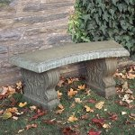 Campania-International-Traditional-Curved-Bench-0