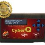CyberQ-Wifi-BBQ-Temperature-Controller-3-Digital-Meat-Thermometers-Big-Green-Egg-or-Ceramic-Adaptor-and-Pit-Viper-Fan-0