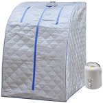 DURHERM-Portable-Personal-Folding-Therapeutic-SPA-Home-Steam-Sauna-Weight-Loss-Slimming-Detox-0-0