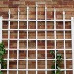 Dura-Trel-Winchester-Wall-Mounted-White-Vinyl-Trellis-0-1