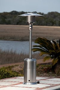 Fire Sense 61436 Stainless Steel Pro Series Patio Heater ...