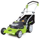GreenWorks-25022-12-Amp-Corded-20-Inch-Lawn-Mower-0