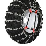 Grizzlar-GTU-260-Garden-Tractor-2-link-Ladder-Alloy-Tire-Chains-Tensioner-included-20×7-12-20×800-10-20×800-8-20×900-8-0