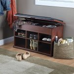 Hamptons-Collection-Wooden-Shoe-Bench-0-1