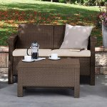 Keter-Corfu-4-Piece-Set-All-Weather-Outdoor-Patio-Garden-Furniture-w-Cushions-Charcoal-0-1
