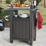 Keter-Unity-Indoor-Outdoor-BBQ-Entertainment-Storage-Table-Prep-Station-with-Metal-Top-0-0