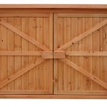 Merax-Wooden-Garden-Shed-Wooden-Lockers-with-Fir-wood-Natural-wood-color-Double-door-2-0-0