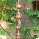 Monarchs-Pure-Copper-Flowerama-Rain-Chain-8-12-Feet-Length-0-1
