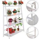 NEW-Heavy-Duty-Mesh-Plant-Flower-Stand-Shelves-Pot-Display-Holder-Garden-0-0