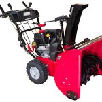 Power-Smart-DB7103PA-28-Inch-Snow-Thrower-252-cc-Electric-Start-Engine-with-Power-Assist-0-0