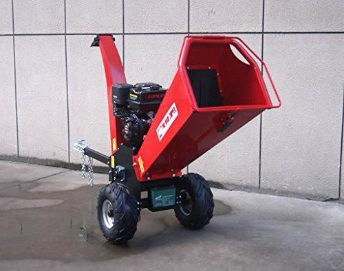 Electric Mulcher Shredder