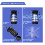 Roleadro-9w-Electronic-Indoor-Insect-Killer-Zapper-Silent-Bug-Zapper-0-0
