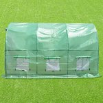 STRONG-CAMEL-Hot-Green-House-Cover-for-12-X-7-X-7-Larger-Walk-In-Outdoor-Plant-Gardening-Greenhouse-FRAME-DOES-NOT-INCLUDED-0-0