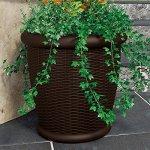 Suncast-Willow-Resin-Wicker-Planter-Set-of-2-0-0