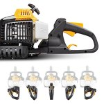 Poulan-Pro-PR2322-22-Inch-23cc-2-Cycle-Gas-Powered-Dual-Sided-Hedge-Trimmer-0-2