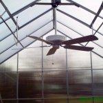 12-X-10-Polycarbonate-Aluminum-Framed-Steel-Base-Greenhouse-0-1