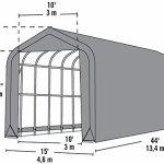 14x44x16-Peak-Style-ShelterGreen-0-2