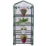 4-Shelves-Mini-Portable-Green-house-Outdoor-Garden-0-0