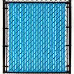 4ft-Sky-Blue-Ridged-Slats-for-Chain-Link-Fence-0-0