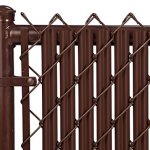 8ft-Brown-Ridged-Slats-for-Chain-Link-Fence-0