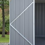 Arrow-EZEE-Shed-Extra-High-Gable-Steel-Storage-Shed-0-2