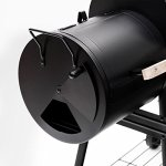 AyaMastro-455-BBQ-Grill-Charcoal-Barbecue-Pit-Patio-Backyard-Meat-Cooker-Smoker-Outdoor-wSide-Shelve-0-1
