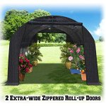 BenefitUSA-BLACK-Hot-Greenhouse-Large-Walk-In-Outdoor-Plant-Gardening-0